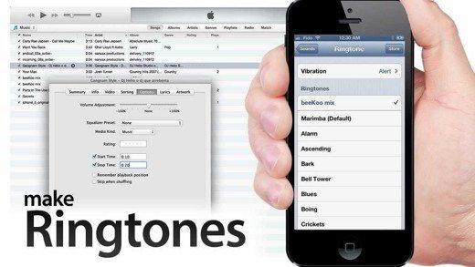 Come creare suonerie per iPhone