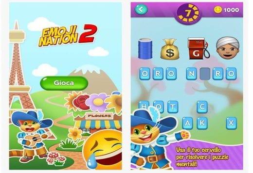 Soluzioni Emojination2 - Le soluzioni di tutti i livelli di EmojiNation 2