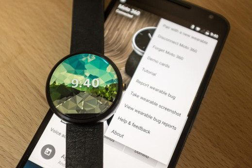 android wear screenshot photo - Come eseguire e salvare screenshot sugli Smartwatch