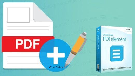 Wondershare pdfelement - Trai il meglio dai tuoi Documenti PDF: è arrivato Wondershare PDFelement!