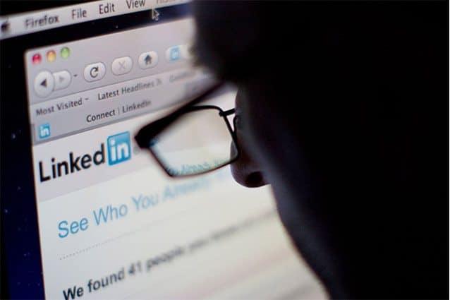 Come cambiare la password di Linkedin