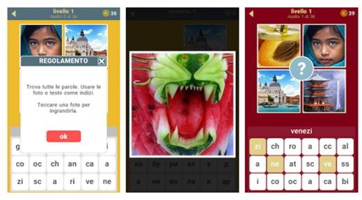 soluzioni 570 foto - Le soluzioni di tutti i livelli di 570 Foto