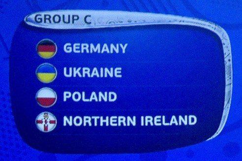 GIrone C - FantaEuropeo 2016: Girone C (Germania, Polonia, Ucraina e Irlanda del Nord)