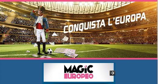 Magic Europeo 2016 - Come giocare a Magic Europeo 2016