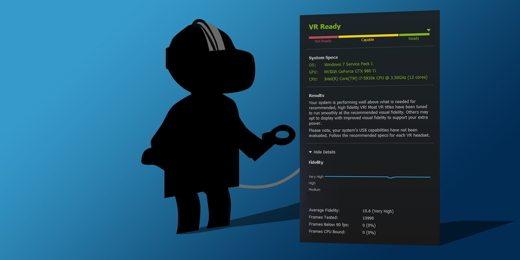 come verificare se il pc %c3%a8 pronto per la realt%c3%a0 virtuale VR - Come verificare se il PC è pronto per la realtà virtuale