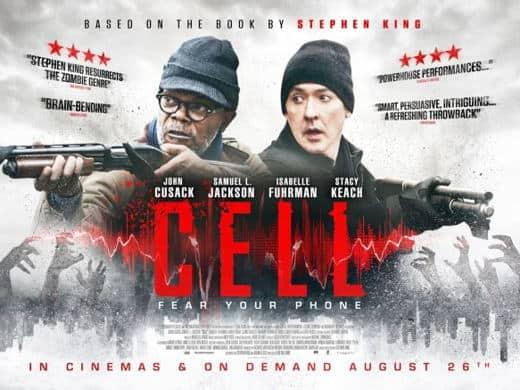 Cell Stephen King - Dal 13 luglio 2016 gli zombie di Stephen King arrivano al cinema con Cell