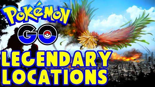 POkemon leggendari - Pokemon Go: come ottenere i Pokemon leggendari