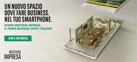 """Visore sito corporate1024x464 - Mestiere Impresa: la prima """"piazza digitale"""" per le imprese italiane"""
