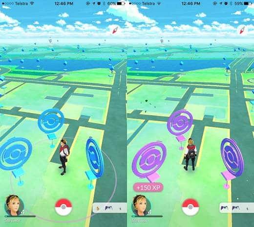 pokestops - Pokémon Go: come ottenere Pokecoins gratis (monete gratis)