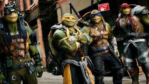 tartarughe ninja fuori dallombra - Tartarughe Ninja - Fuori dall'ombra: dal 7 luglio 2016 al cinema