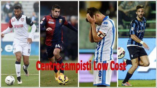 centrocampisti low cost - Consigli Fantacalcio Serie A 2016-2017: i centrocampisti low cost