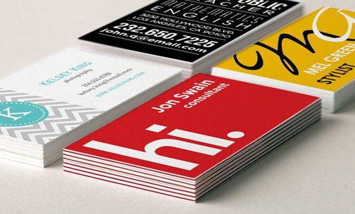 come realizzare biglietti da visita in word - Come realizzare biglietti da visita in Word