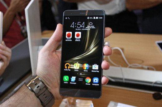 asus zenfone3 - Come eseguire e salvare screenshot sugli Asus ZenFone