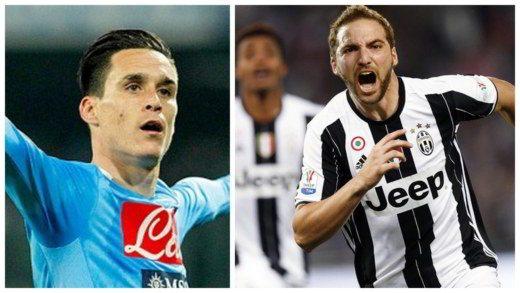 higuain callejon - Voti e Assist Fantacalcio 3a giornata Serie A 2016-17