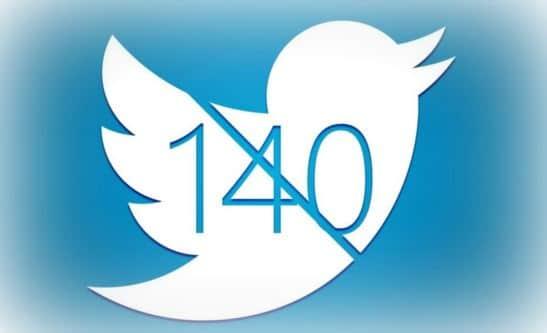 twitter addio ai 140 caratteri - Twitter dice addio al limite dei 140 caratteri