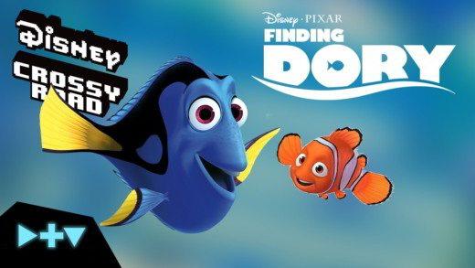 Alla ricerca di Dory Disney Crossy Road - Disney Crossy Road: come sbloccare i personaggi nascosti di Alla ricerca di Dory