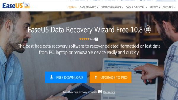 EaseUs Data Recovery Wizard Free - Come recuperare i dati persi con EaseUS Data Recovery Wizard Free