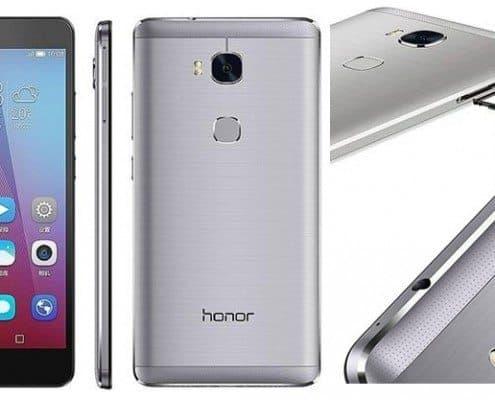 Honor x5 smartphone - Come effettuare e salvare le schermate (screenshot) con Huawei Honor