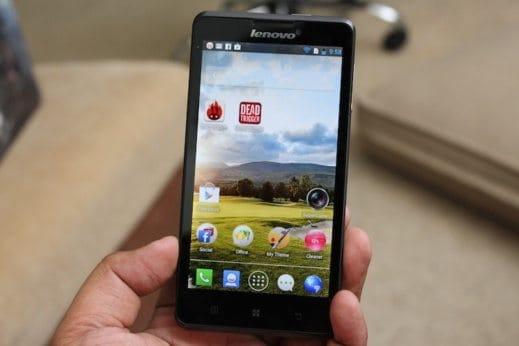 Lenovo P780 Review k - Come effettuare e salvare le schermate (screenshot) con smartphone Lenovo