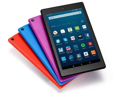 amazon fire - I migliori tablet economici sotto i 200 euro del 2016: guida all'acquisto