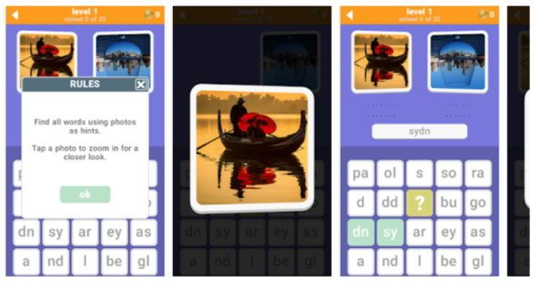 Soluzioni 640 Foto - Le soluzioni di tutti i livelli di 640 Foto