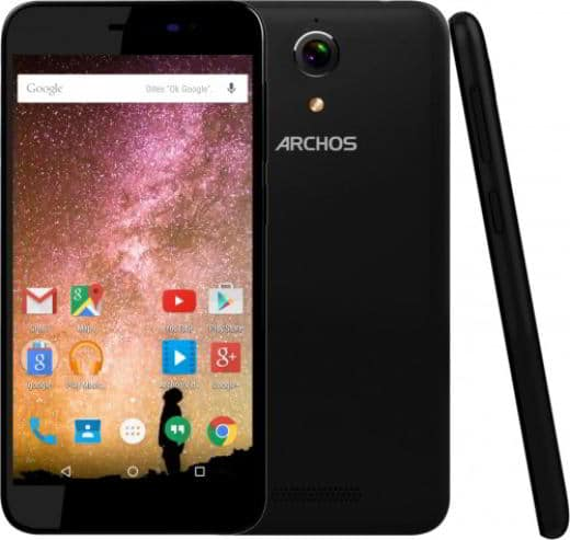 1 Archos 50 power - I migliori smartphone Archos: quale comprare