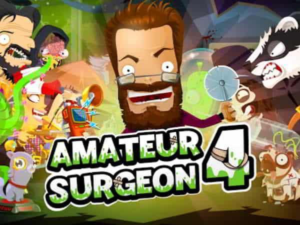 Soluzioni Amateur Surgeon.4 - Le soluzioni di Amateur Surgeon 4