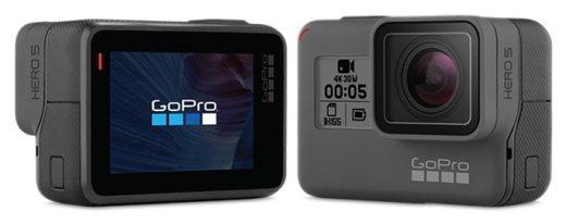gopro hero 5 black - GoPro Hero5 Black: recensione della regina delle action camera