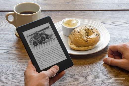 I MIGLIORI EBOOK READER - I migliori ebook reader: quale comprare