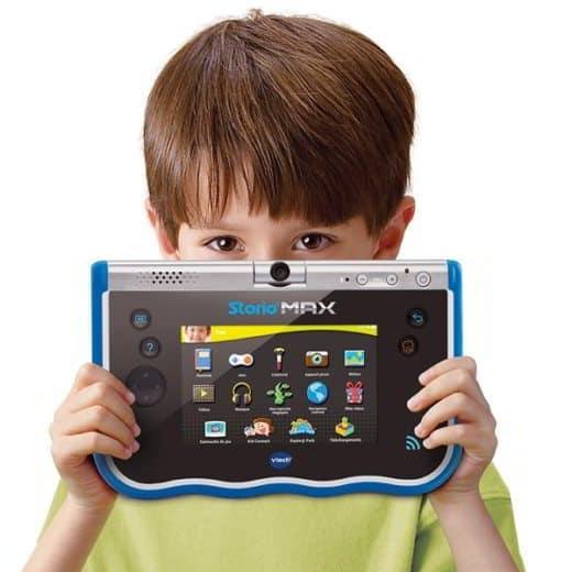 Vtech Storio Max tablet bambini - Vtech Storio Max il tablet per bambini