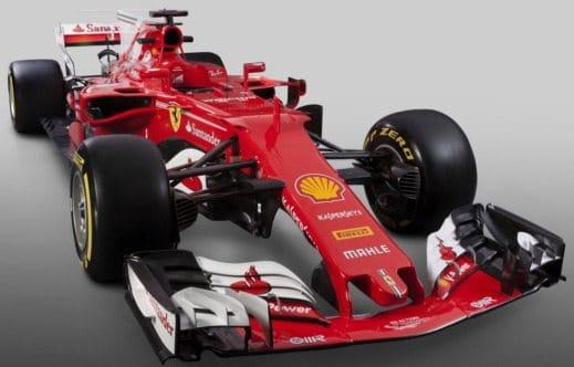 ferrari sf70h - Ferrari: presentata la nuova monoposto SF70H