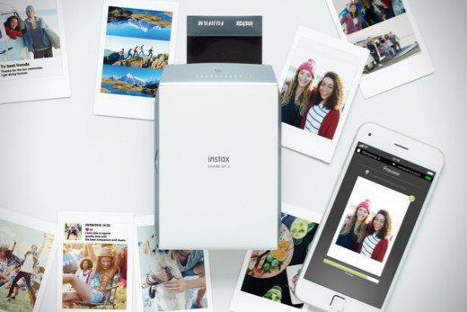 1 Fujifilm Instax Share SP 2 7 - Le migliori stampanti portatili: quale comprare