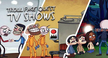 Soluzioni Troll Face Quest TV Shows - Le soluzioni di tutti i livelli di Troll Face Quest TV Shows - Videosoluzioni