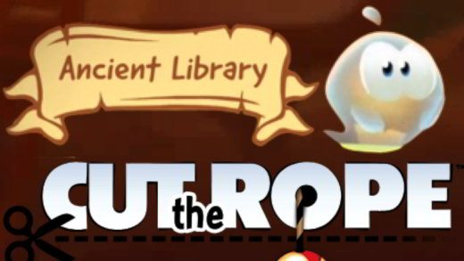 Soluzioni livelli Cut The Rope Magic Biblioteca antica - Le soluzioni dei livelli di Cute The Rope Magic Biblioteca Antica