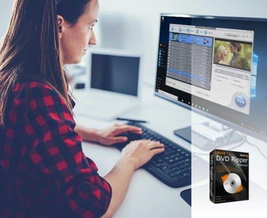 Win DVD Ripper Platinum - WinX DVD Ripper Platinum: il più veloce tool per i nuovi DVD a 99 titoli