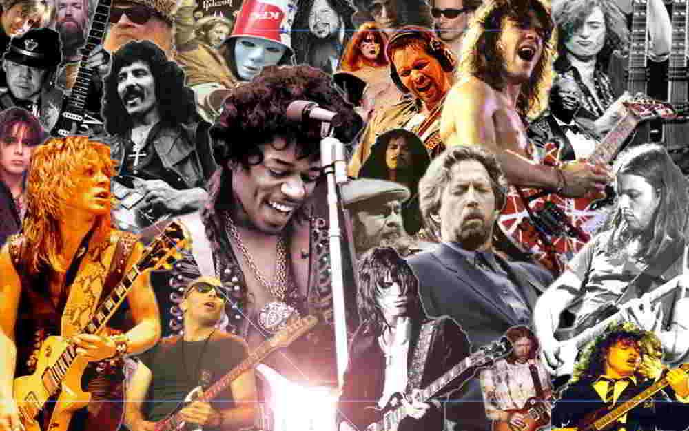 Migliori assoli di chitarra del rock - I migliori assoli di chitarra elettrica di tutti i tempi