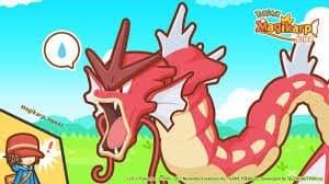 Gyarados rosso Magikarp Jump - Come evolvere Magikarp Jump in Gyarados e Gyarados Rosso