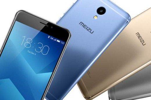 meizu m5 - Il Meizu M5 lo smartphone cinese con 3GB di RAM e 32GB di memoria