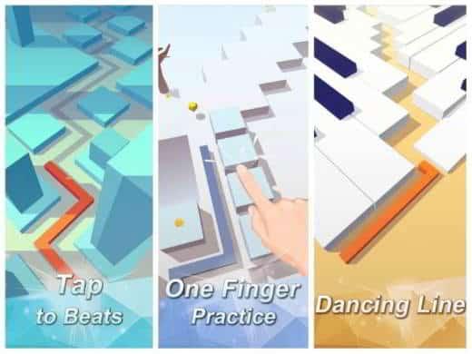 trucchi e suggerimenti per giocare a dancing line - Migliori trucchi e consigli per giocare a Dancing Line