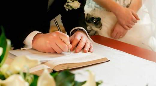 documenti matrimonio - Documenti per la pratica matrimoniale