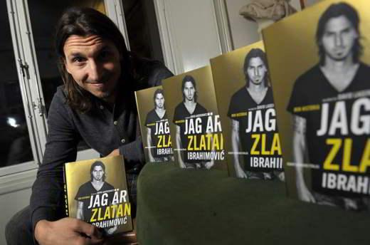 Io Ibra film libro biografia - Dal libro biografico di Zlatan Ibrahimovic: Io, Ibra