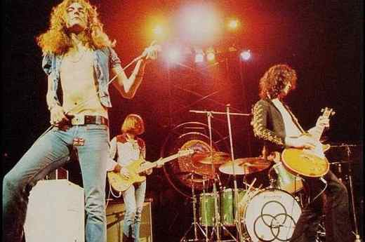 led zeppelin esoterismo - Led Zeppelin: Stairway to Heaven