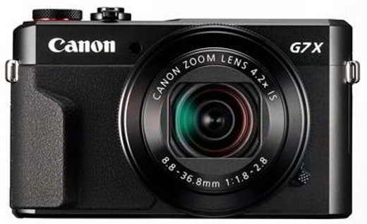 Canon PowerShot G7 X MARK II - Le migliori Fotocamere 2019: guida all'acquisto