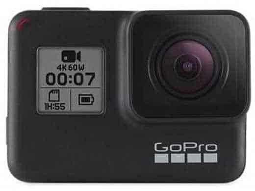 gopro hero7 - Le migliori Fotocamere 2019: guida all'acquisto