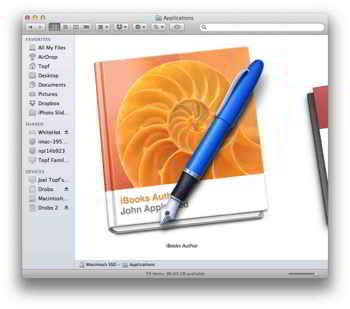 ibook author Apple - Creiamo e pubblichiamo il nostro libro con iBooks Author