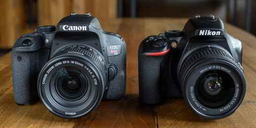 migliori fotocamere reflex 2019 - Migliori reflex Canon e Nikon di fascia alta