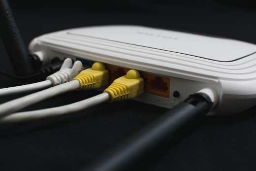 trovare indirizzo IP del router