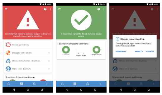 antivirus per android gratis