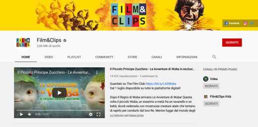youtube film gratis da vedere