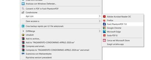 file senza estensione